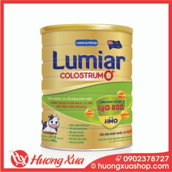 Sữa Lumiar Colostrum 0+800g  Dinh dưỡng cho đề kháng khỏe mạnh