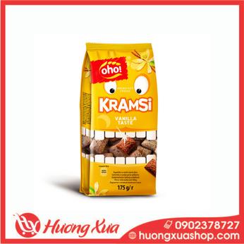 Ngũ cốc nguyên hạt Oho Kramsi Vanilla Taste gói 175g