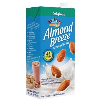 Sữa hạt hạnh nhân Almond Breeze Nguyên chất hộp 946ml