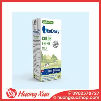 Sữa non tươi VitaDairy Colos Fresh Milk 180ml