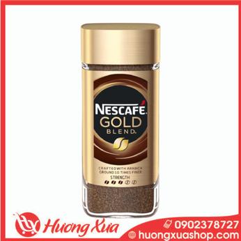 Cà phê Nescafe GOLDBlend 100g