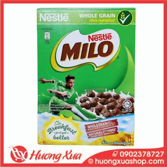 Ngũ cốc ăn sáng Milo hộp 330g
