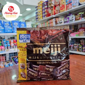 Kẹo sô cô la Meiji Himilk Chocolate 268g