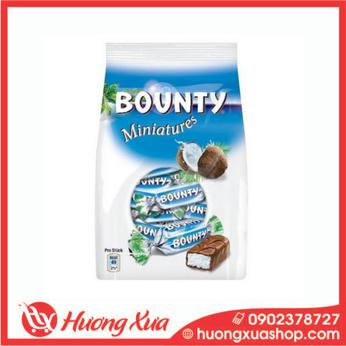 Kẹo Bounty Miniatures 150g