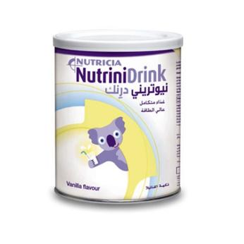 Sữa Nutrinidrink hương vanilla 400g