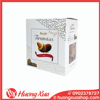 Kẹo Socola Beryl's Almond White 100g