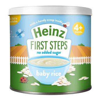 Bột ăn dặm Heinz - Gạo xay nhuyễn 4+