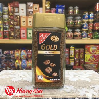 Cà phê Gold klassisch 100g
