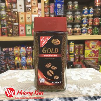 Cà phê Gold entkoffeiniert 100g