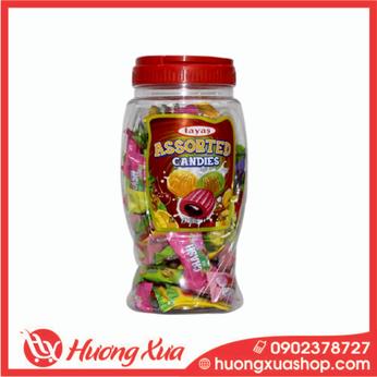 Kẹo Tayas Hổn Hợp 350g