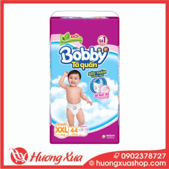 Tã quần Bobby Đại XXL (44 miếng)