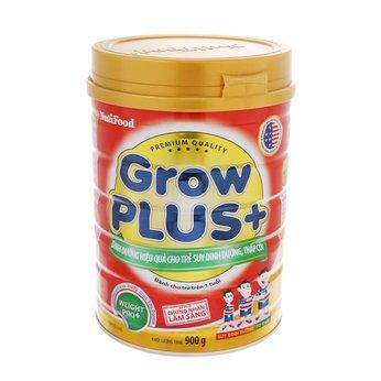 Sữa Grow+ Plus Đỏ 900g