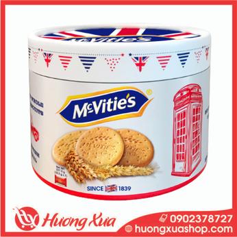 Bánh quy lúa mì nguyên cám McVitie's Digestive Mini228g