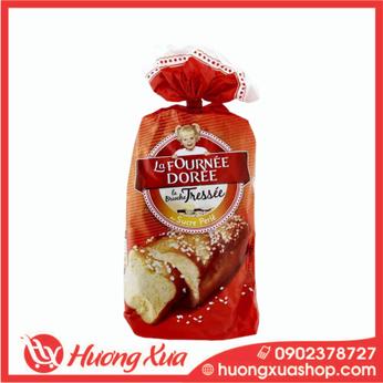 Bánh Mì La Fournée Dorée Brioche Tressee Sucre Perle' 400g
