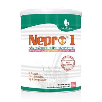 Sữa Nepro 1 400g -  Dành cho người bệnh thận
