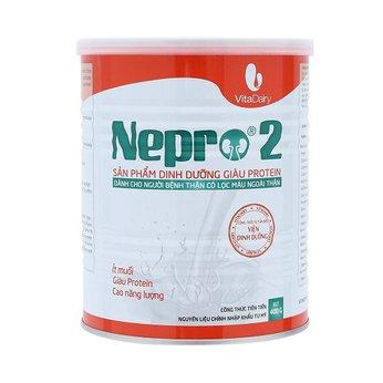 Sữa Nepro 2 400g -  Dành cho người bệnh thận