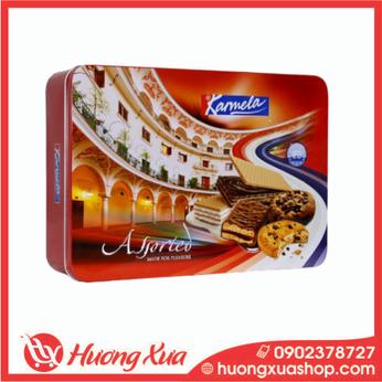 Bánh Quy Karmela Assorted Biscuits -5