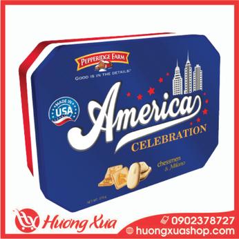 Bánh quy Pep.Farm American Celebration376g