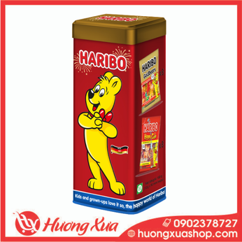 Kẹo dẻo Haribo Sweet Collection 192g