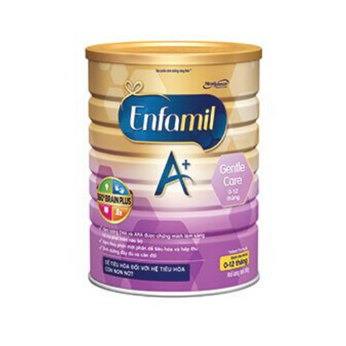 Enfamil A+ Gentle Care cho trẻ 0 - 12 tháng 900G