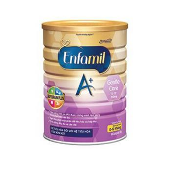 Sữa Enfamil A+ Gentle Care cho trẻ 0 - 12 tháng 900G
