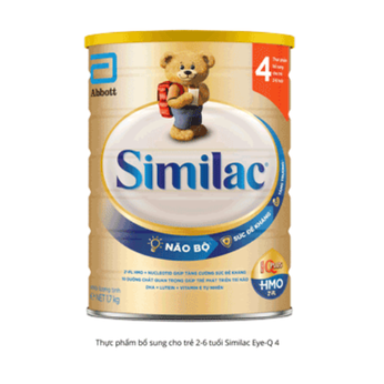 SỮA SIMILAC EYE-Q4 VỚI HMO 1.7KG