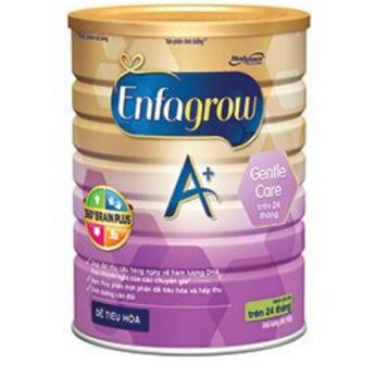 Sữa Enfagrow A+ Gentle Care cho trẻ trên 24 tháng tuổi 900G