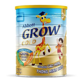 Sữa Abbott Grow Gold 3+ (3-6 tuổi) 1.7KG
