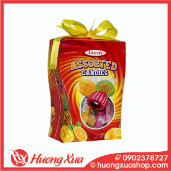 Kẹo King Henry Bonnart Assorted Candies Hộp Giấy Nơ (5) 200g