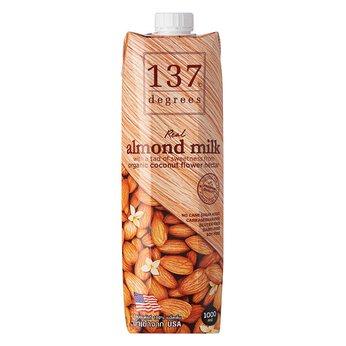Sữa Hạt Hạnh Nhân Nguyên Chất 137 Degrees 1L