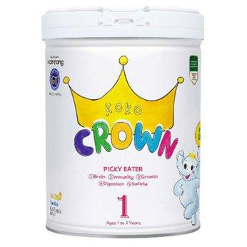 Sữa Koko Crown Picky Eater Cho Trẻ Biếng Ăn 1-2 Tuổi 800g