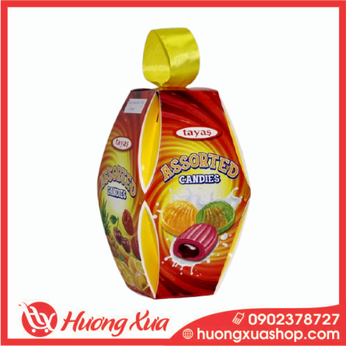Kẹo King Henry Bonnart Milk'n Fruit 100g (1)