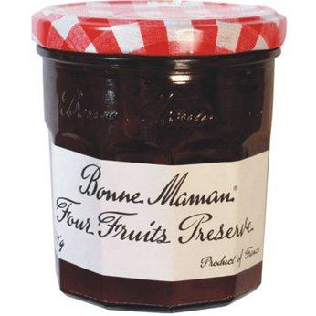 Mứt 4 vị hoa quả Bonne Maman – 370g