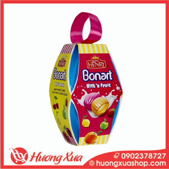 Kẹo King Henry Bonnart Milk'n Fruit 100g (2)