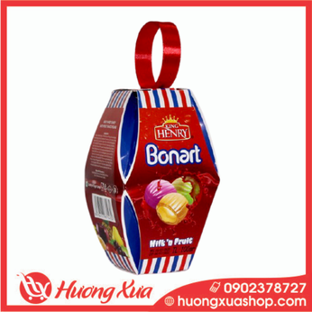 Kẹo King Henry Bonnart Milk'n Fruit 100g (3)