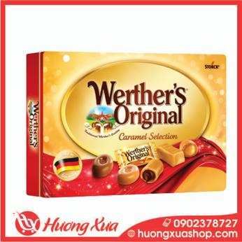 Kẹo Caramel hỗn hợp Werther's Original 430g
