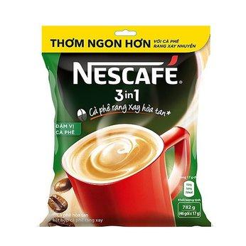 Cà phê xanh Nescafe 3 in 1 782g