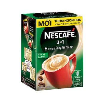 Cà phê xanh Nescafe 3 in1 340g