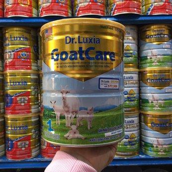 Dr-luxia Goatcare1( từ 0-12 tháng)800g - Hổ trợ tiêu hóa khỏe mạnh