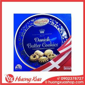 Bánh quy bơ Danish Butter Cookies Karen Volf 618g - 4