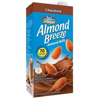 Sữa hạt hạnh nhân Almond Breeze Chocolatehộp 946ml