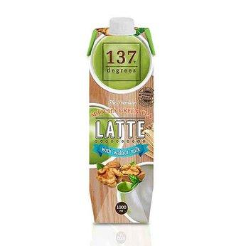 Sữa Hạt Óc Chó Trà Xanh 137 Degrees 1L