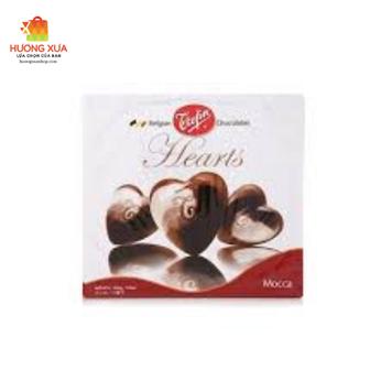 Chocolate hình Tim- Hearts Chocolates - Mocca 200 g
