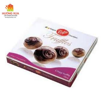 Chocolate hình nấmcục -Truffles Chocolates - Crisspy Truffles 200 g