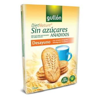 Bánh ăn kiêng không đường Breakfast Sugar Gullon 216g