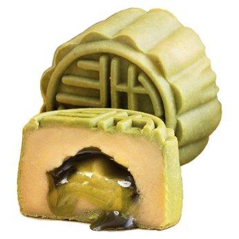 Bánh Trung Thu Tai Thong Lava vị trà xanh