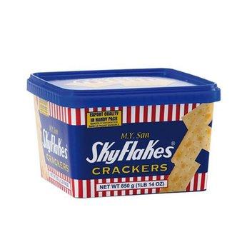 Bánh Sky Flakes hộp nhựa 850g
