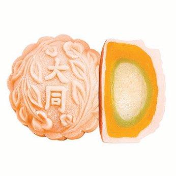 Bánh Trung Thu Tai Thong Dứa Taki và Dưa Lưới Fuji Vỏ Tuyết Thượng Hạng