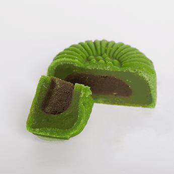 Bánh Trung Thu Tai Thong Trà xanh Đậu đỏ Azuki
