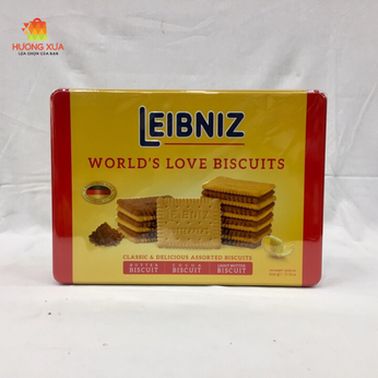 Bánh Leibniz World'slove biscuits 600 g